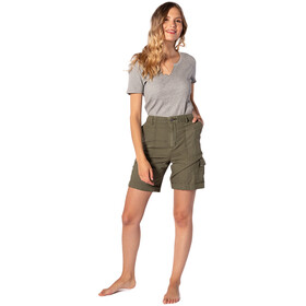 Rip Curl Oasis Muse Cargo Shorts Women ivy green